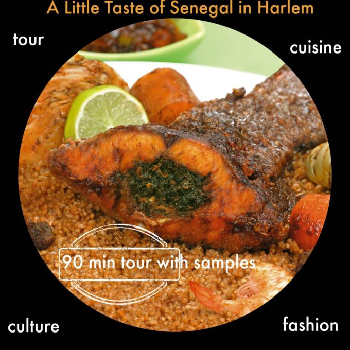 Taste of Senegal in Harlem
