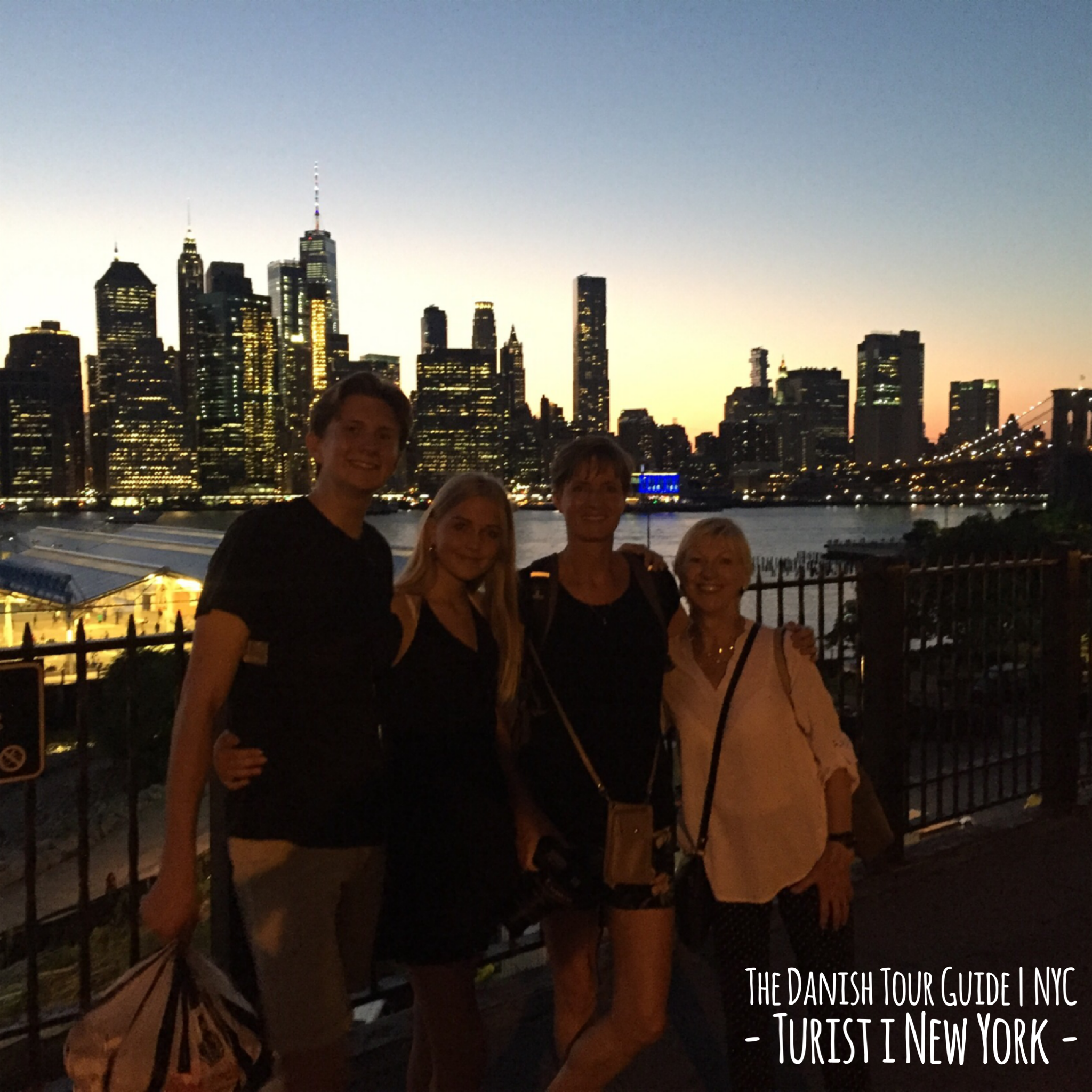 3 timers aften-tour i brooklyn heights nu med brooklyn bridge